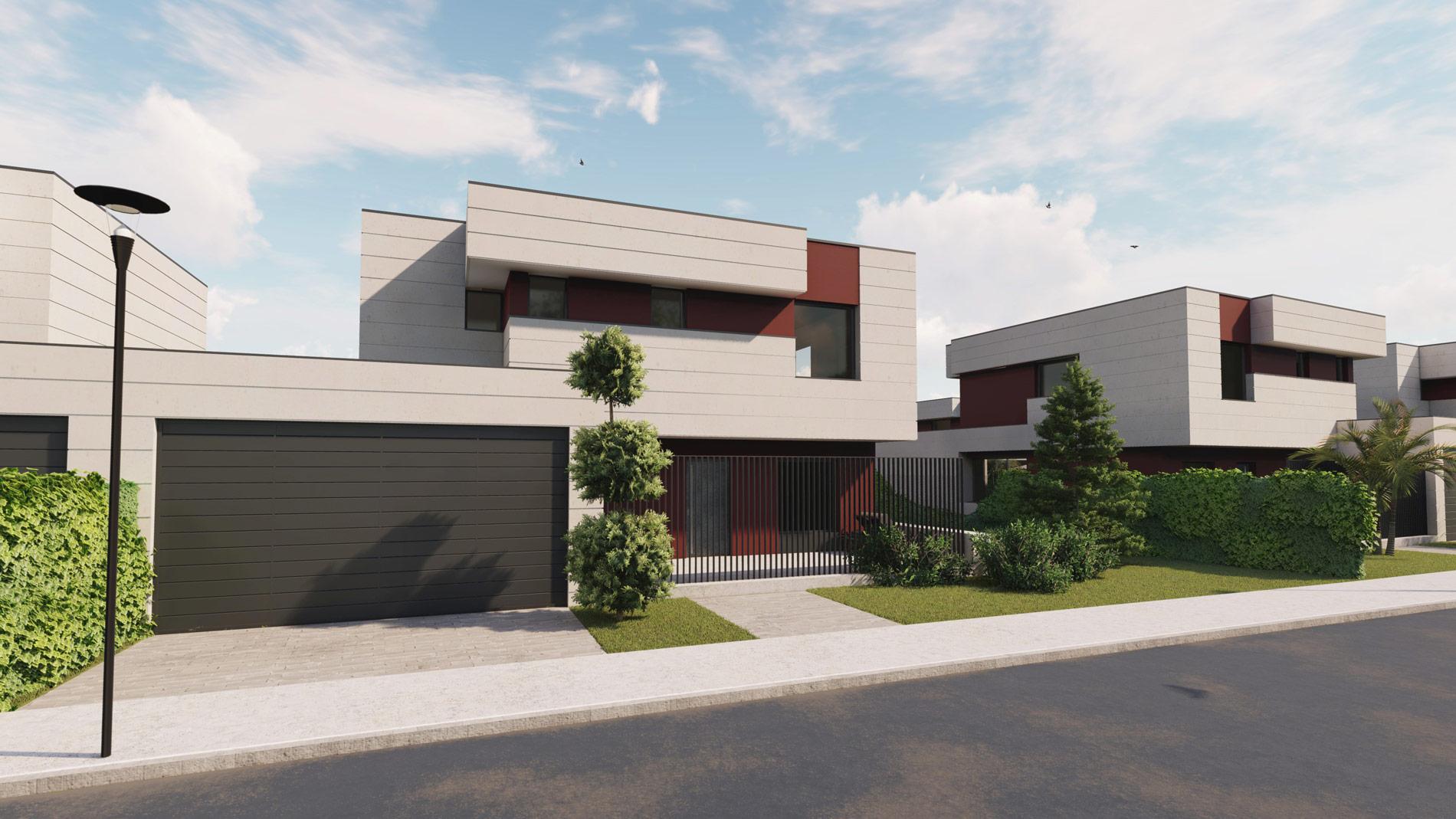 Promoción de viviendas - Limcasa construcciones Salamanca